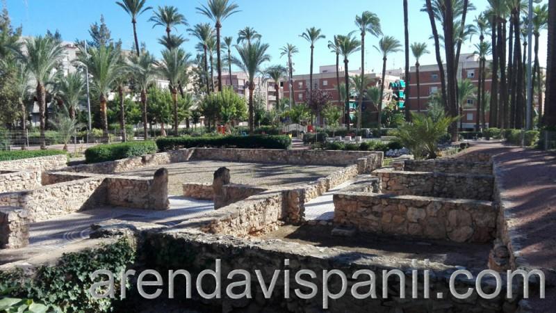 аренда апартаментов в испании парк пальмералес