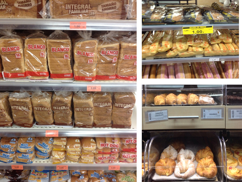выпечка и хлеб