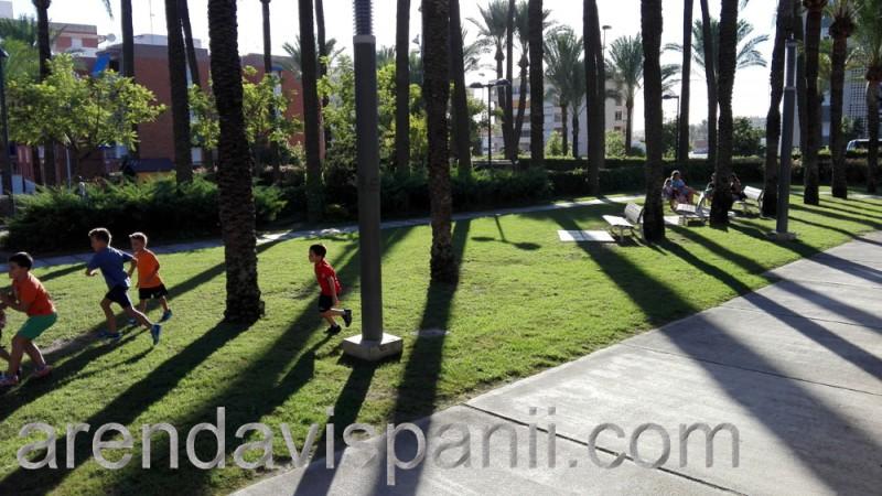 снять недвижимость в испании парк пальмераль